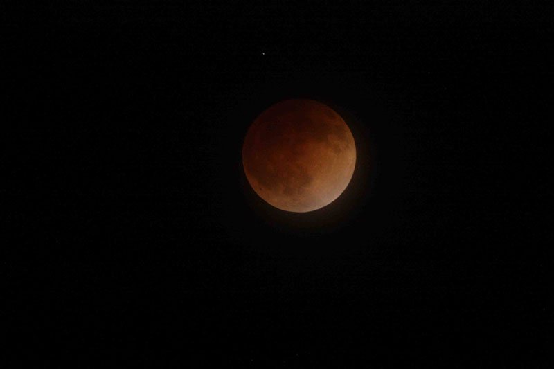 Picture of the Day: The Blood Moon