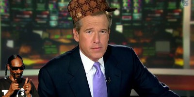 NBC News Anchor Brian Williams Raps Snoop Dogg's 'Gin and Juice'