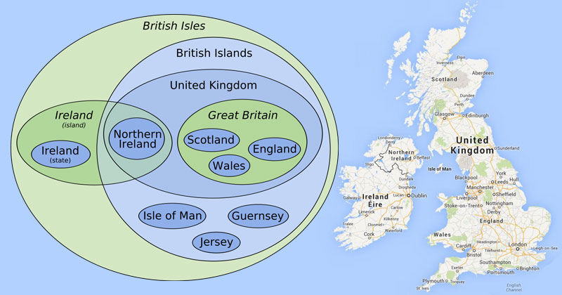 The Best Islands Of Britain