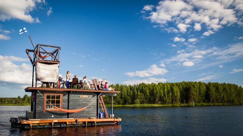 diy sauna raft (3)