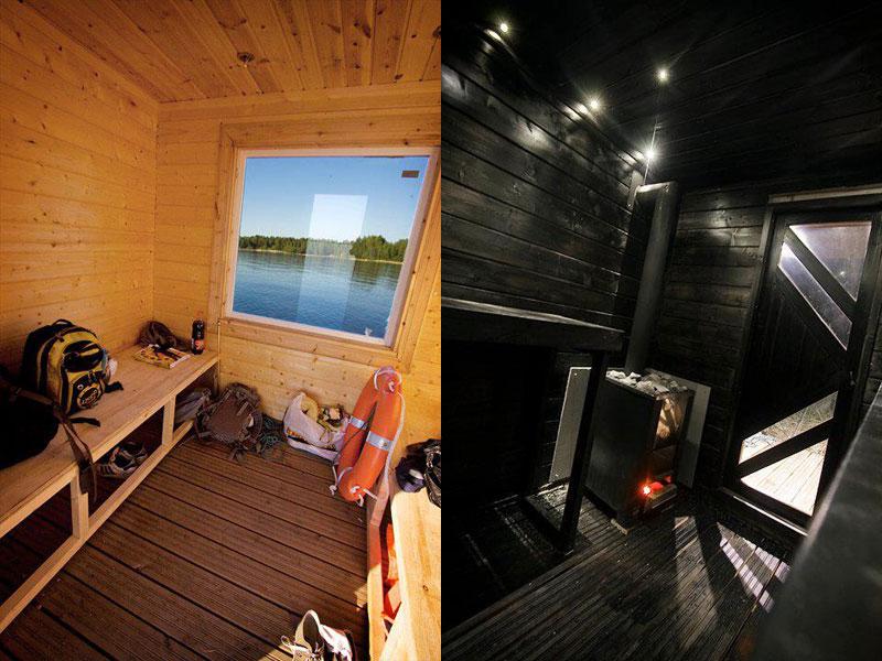 diy sauna raft (7)