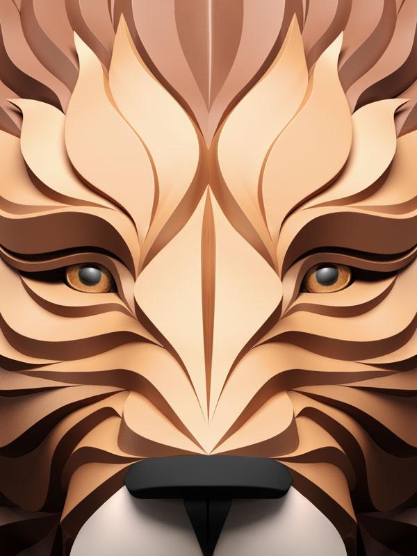 geometric predators by maxim shkret (4)