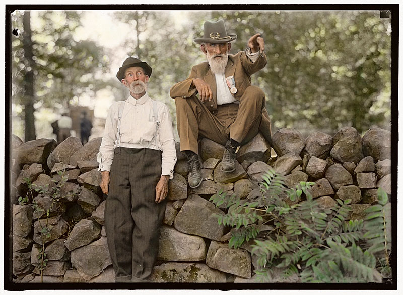 historic black and white photos colorized (13)