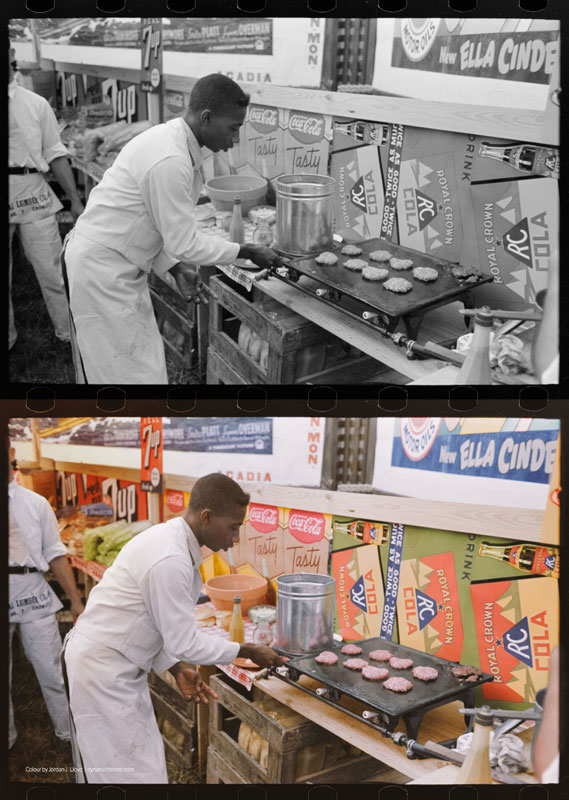 historic black and white photos colorized (2)