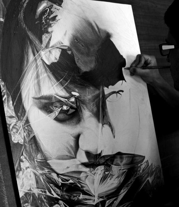 hyperrealistc portraits with a pencil by diego fazio diegokoi (8)