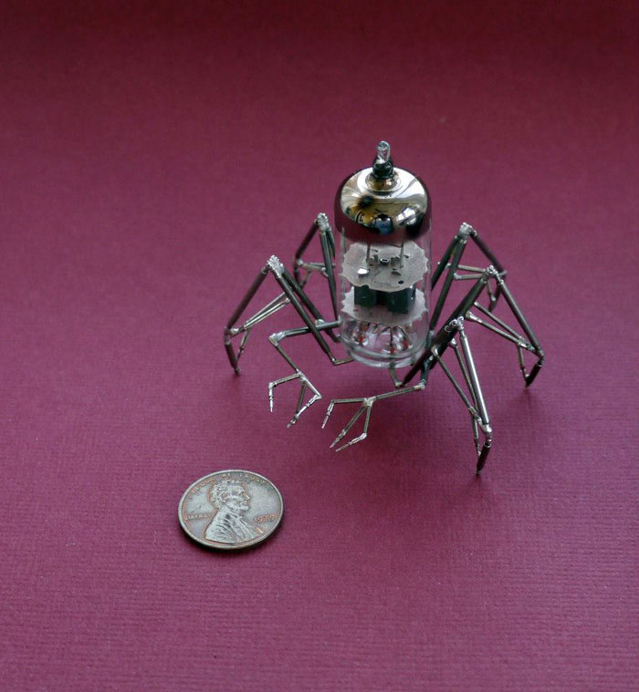 insects made from watch parts and discarded objects by justin gershenson-gates a mechanical mind (4)