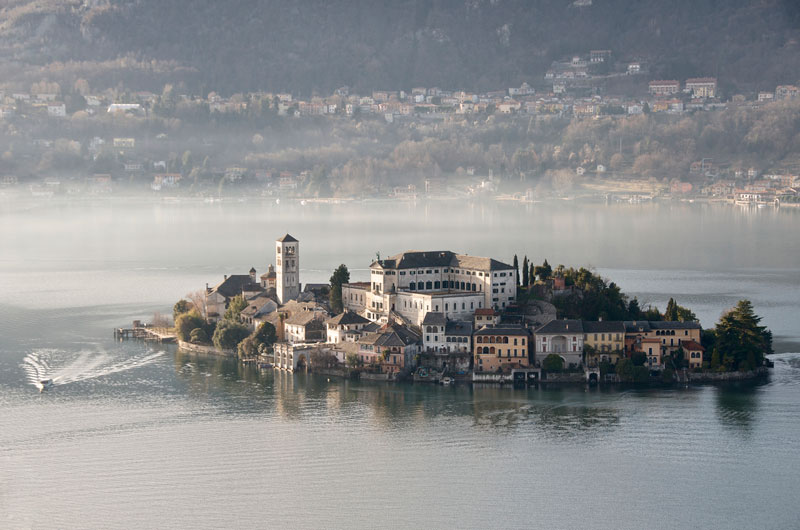 Picture of the Day: San Giulio Island,Italy