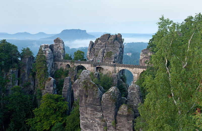 Picture of the Day: Bastei Bridge,Germany