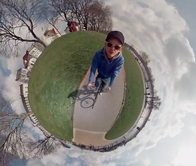 Tiny Planet Panorama Video By Jonas Ginter Jpg