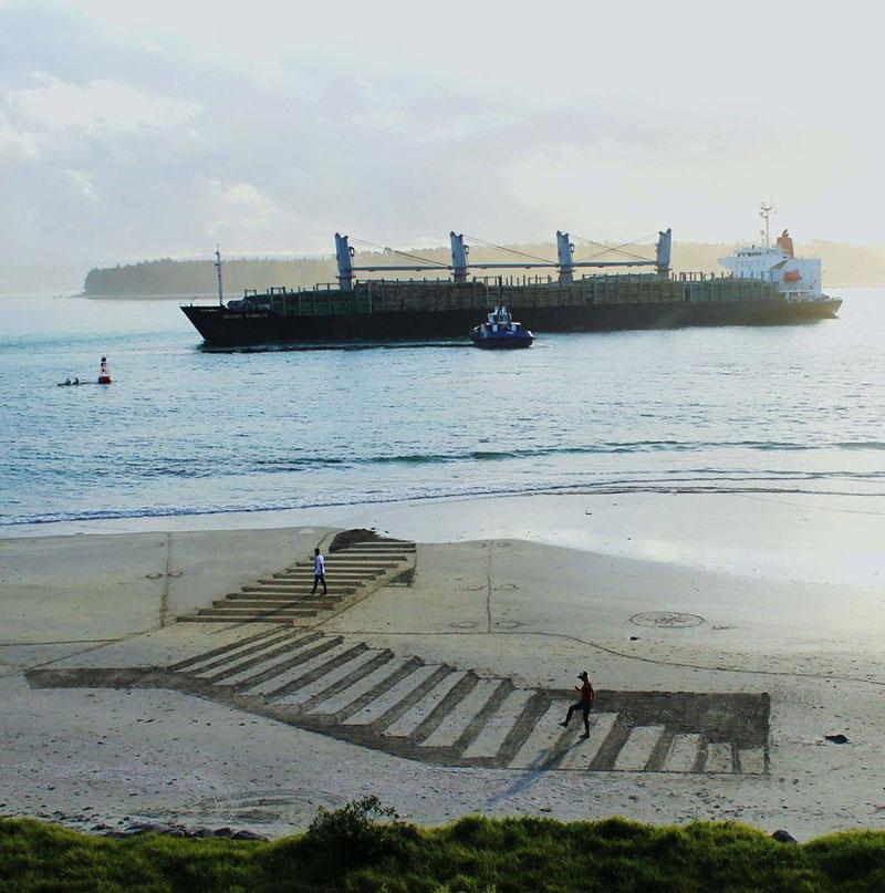 3d beach art by jamie harkins (3)