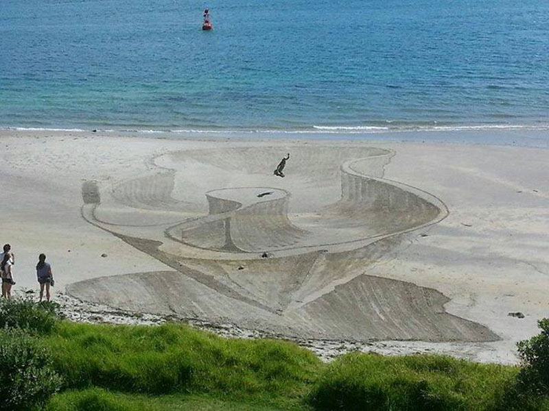 3d beach art by jamie harkins (4)