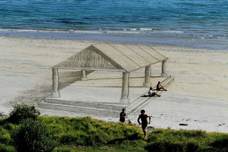 3d beach art by jamie harkins (6)