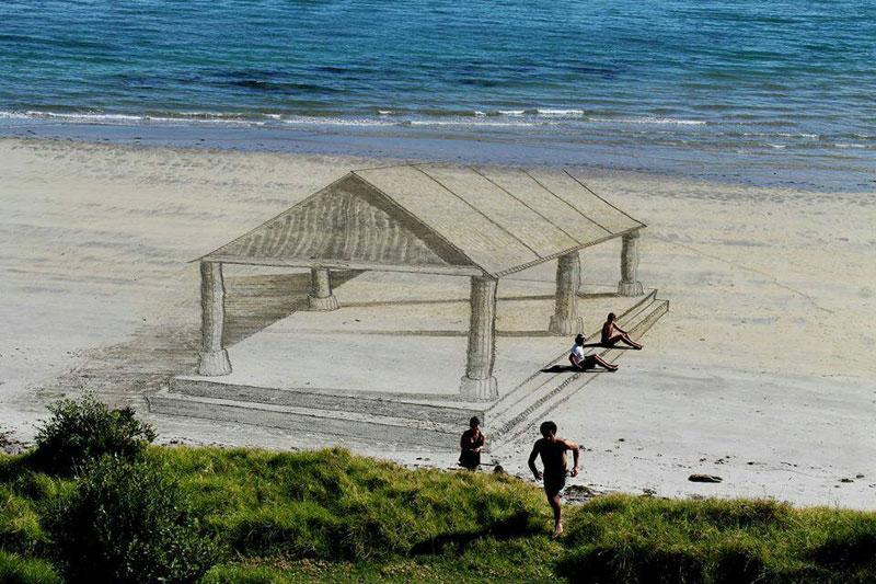 3d beach art by jamie harkins (6)