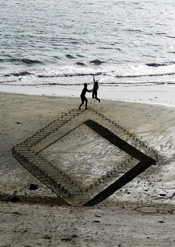 3d beach art by jamie harkins (9)