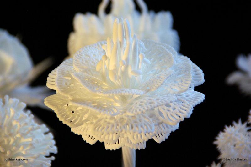 3d printed flower bouquet by joshua harker (3)