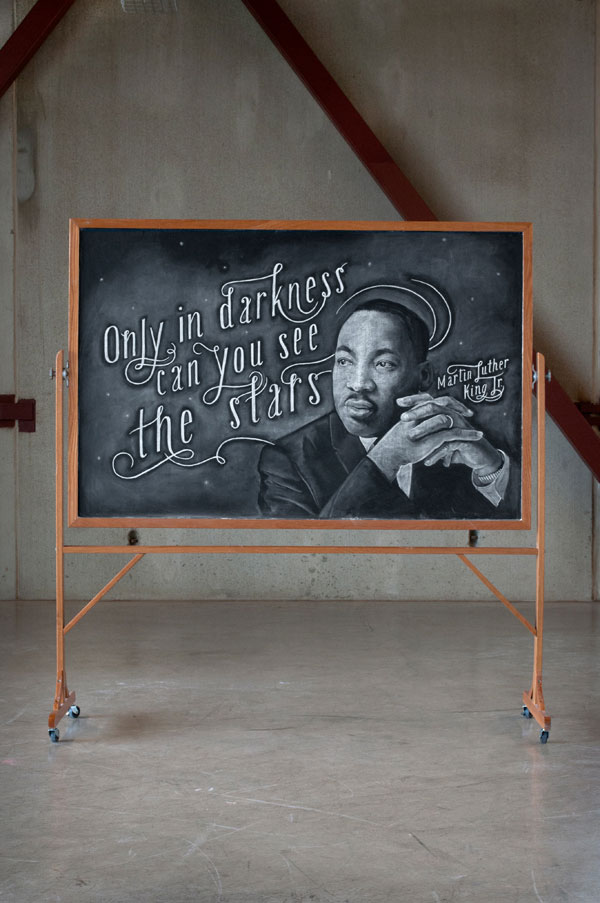 motivational chalk board drawings famous quotes by dangerdust (26)