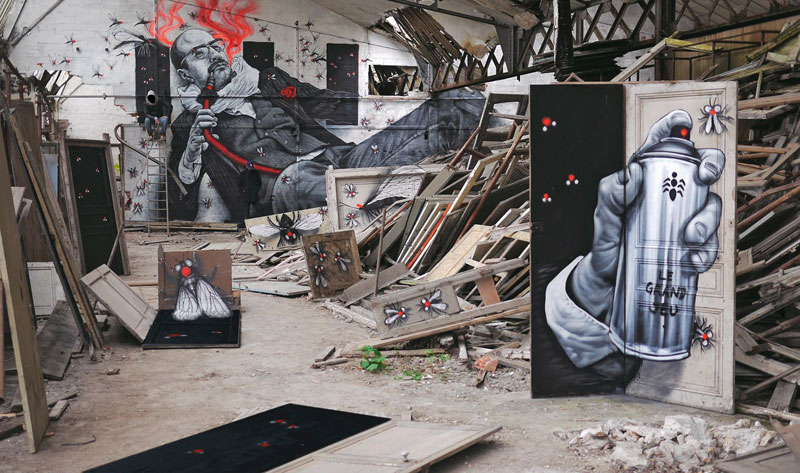 street art graffiti by MTO (1)