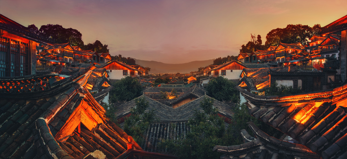 Bildergebnis für Old town of lijiang