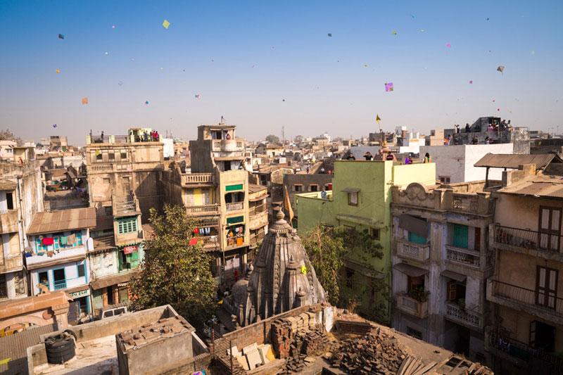 uttarayan international kite festival gujarat india 10