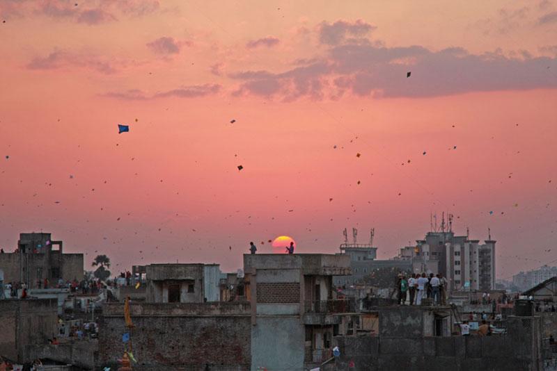 uttarayan international kite festival gujarat india 7