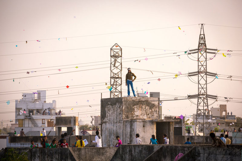 uttarayan international kite festival gujarat india 9