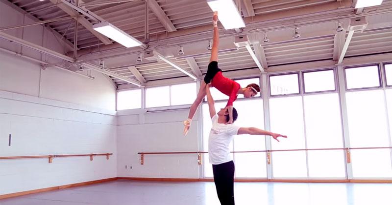 The Washington Ballet Perform Their Hardest DanceMoves
