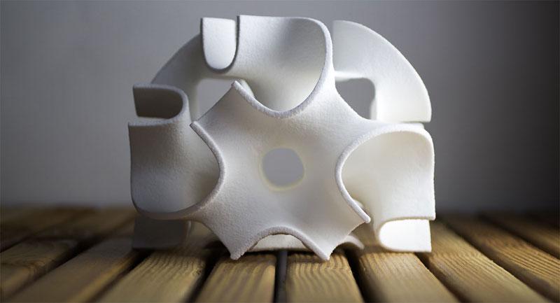 3d printed sugar cubes
