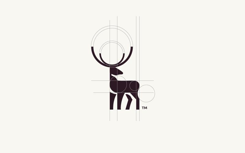 animal logos by tom anders watkins Vector Animal Logos