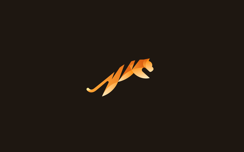 These Vector Logos For Animals Are Awesome Twistedsifter