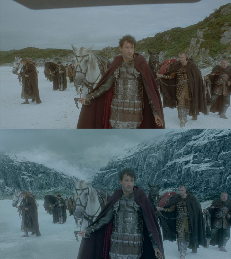 Before and After Shots That Demonstrate the Power of Visual Effects (11)