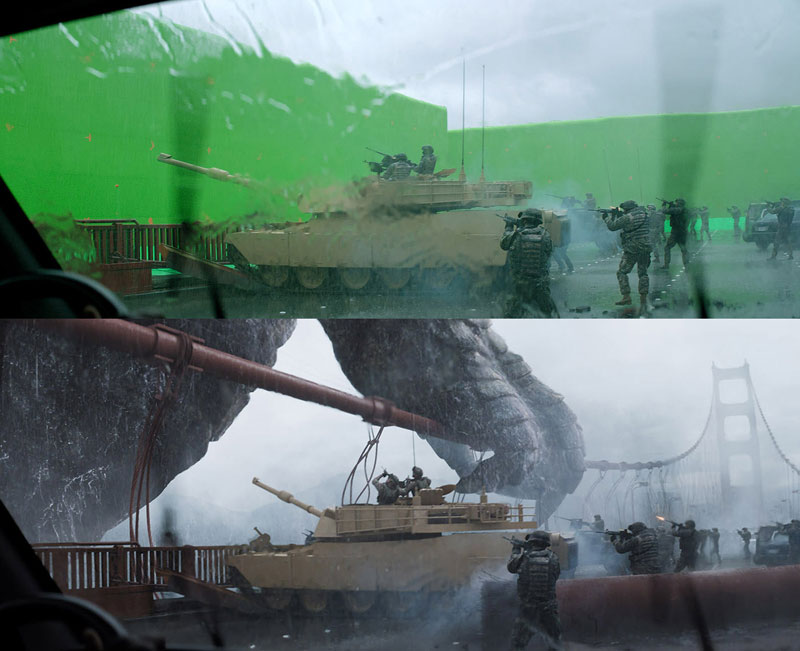 Before and After Shots That Demonstrate the Power of Visual Effects (23)