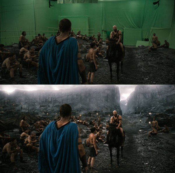 Before and After Shots That Demonstrate the Power of Visual Effects (25)