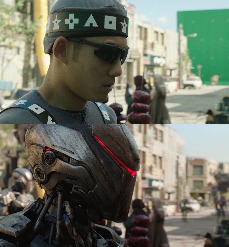 Before and After Shots That Demonstrate the Power of Visual Effects (27)
