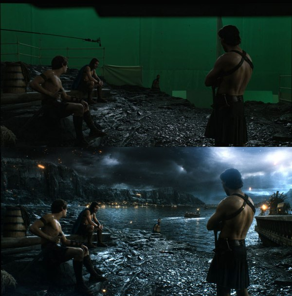 Before and After Shots That Demonstrate the Power of Visual Effects (28)