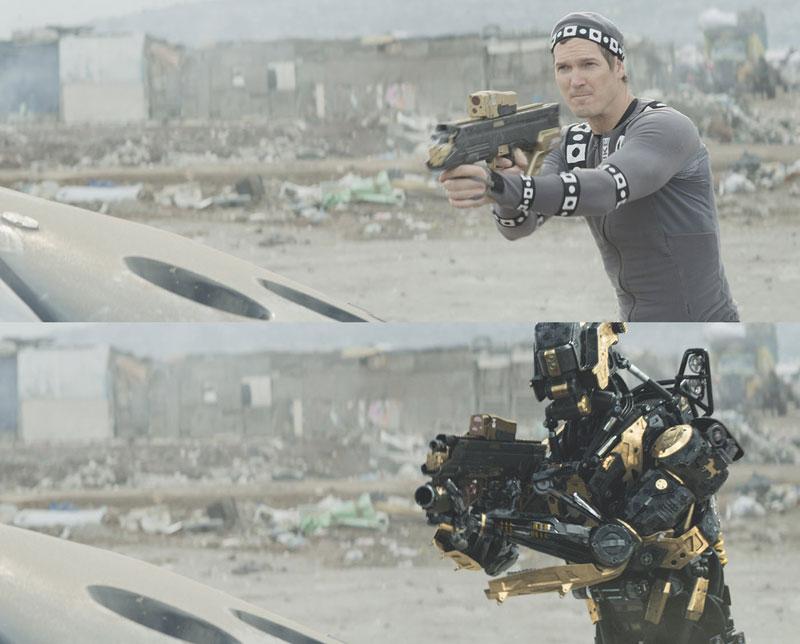 Antes e Depois Disparos que demonstram o poder de Efeitos Visuais (30)