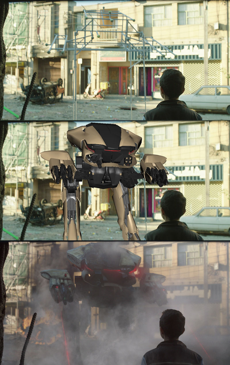 Before and After Shots That Demonstrate the Power of Visual Effects (31)