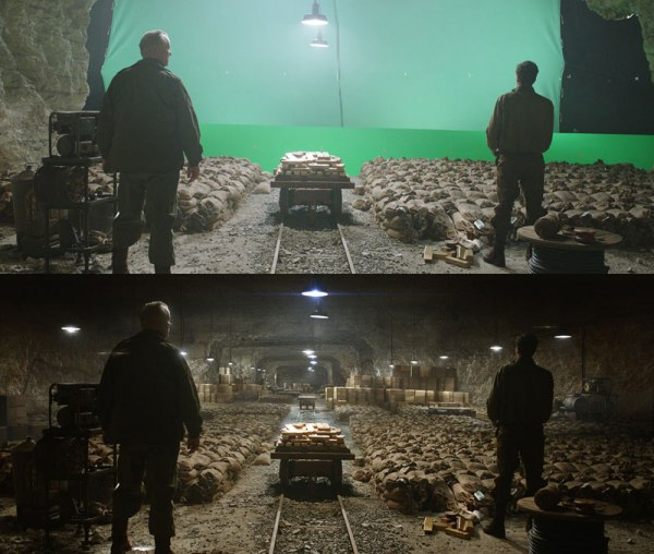 Before and After Shots That Demonstrate the Power of Visual Effects (39)