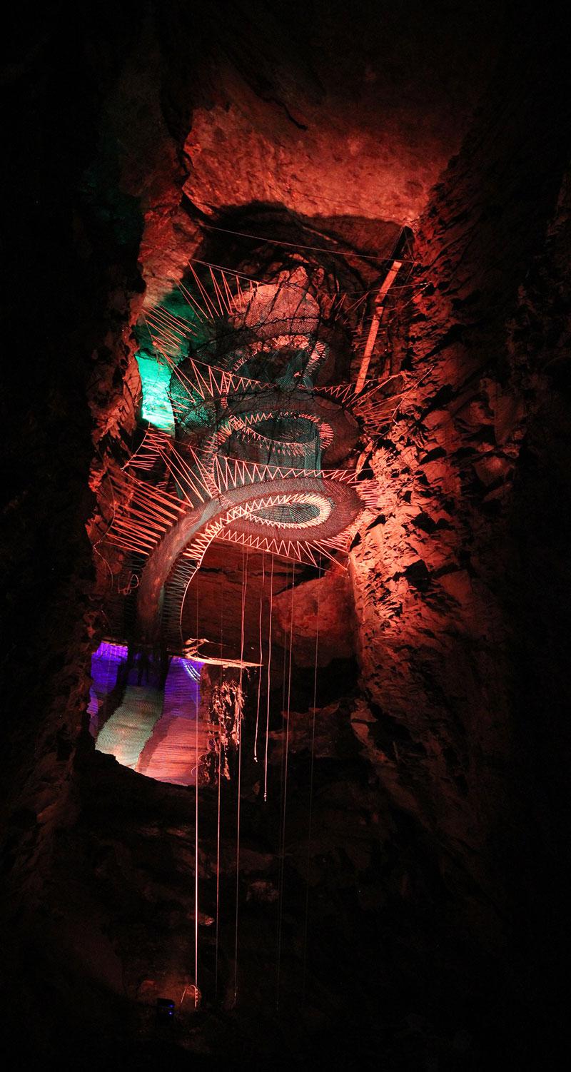 bounce below worlds largest underground trampoline (6)