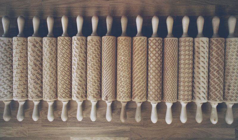 These Are The Coolest Rolling Pins Ever 171 Twistedsifter