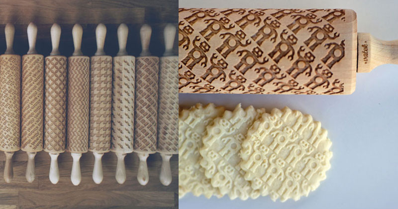 These are the Coolest Rolling Pins Ever