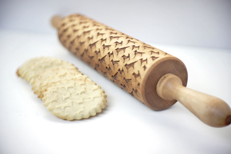 these are the coolest rolling pins ever twistedsifter. Black Bedroom Furniture Sets. Home Design Ideas