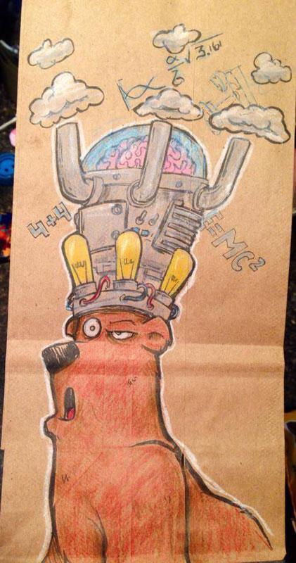 LUNCH BAG ART BY BRYAN DUNN (13)