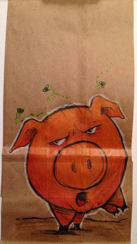 LUNCH BAG ART BY BRYAN DUNN (14)