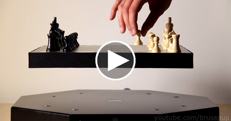 This Levitation Device is the Coolest Thing You Will SeeToday