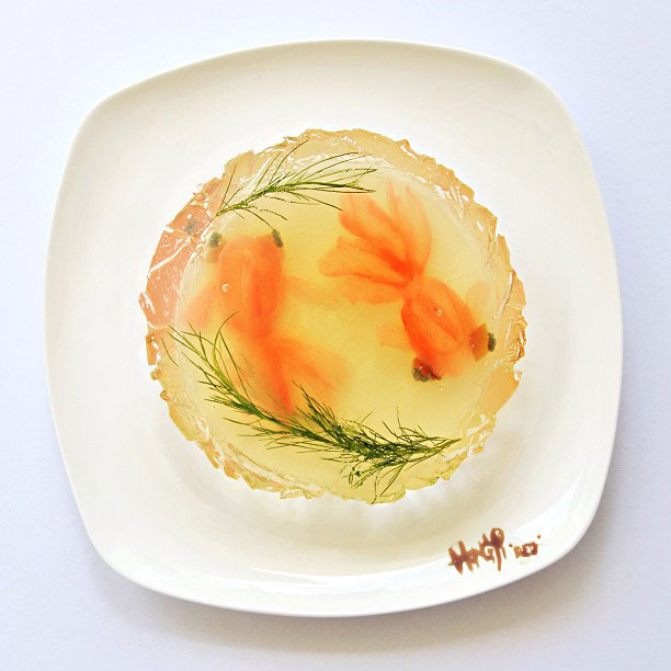 painting with food by red hong yi (5)
