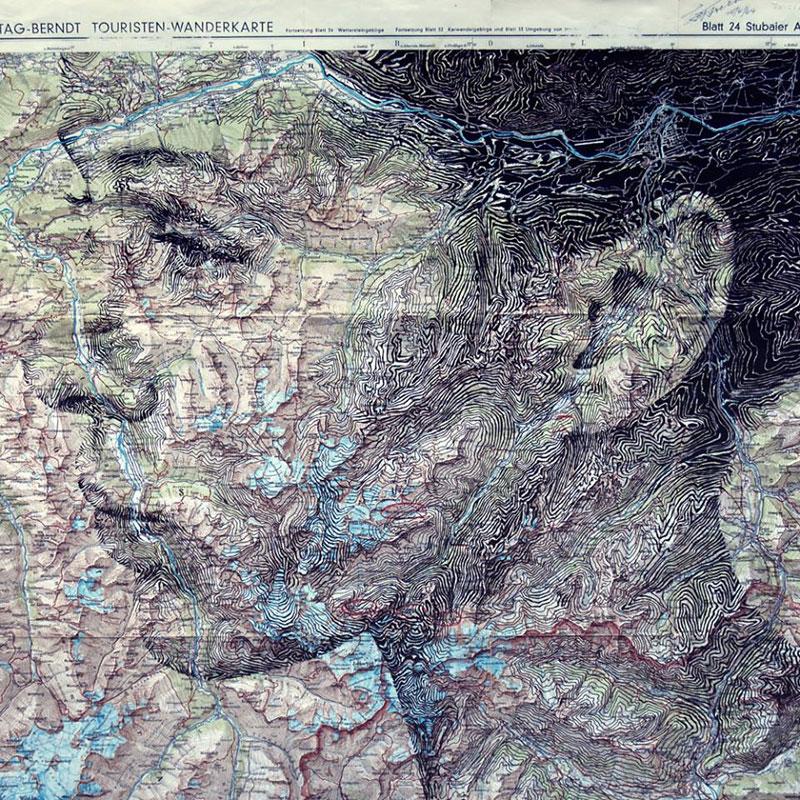 portraits drawn on maps by ed fairburn (3)