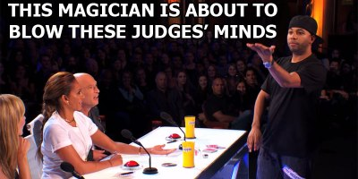 This Magician Went on America's Got Talent and Absolutely Nailed It