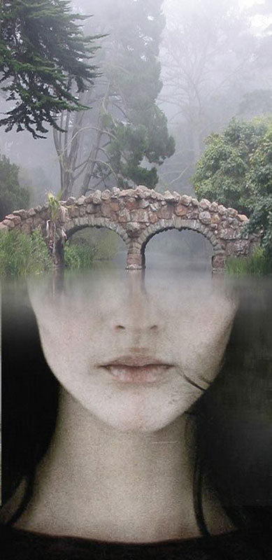 surreal self portraits blended with landscape photos by antonio mora mylovt 2 23 Mind Bending Optical Illusion Paintings by Rob Gonsalves