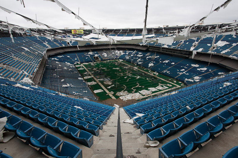 the abandoned silverdome by detroiturbex (9)