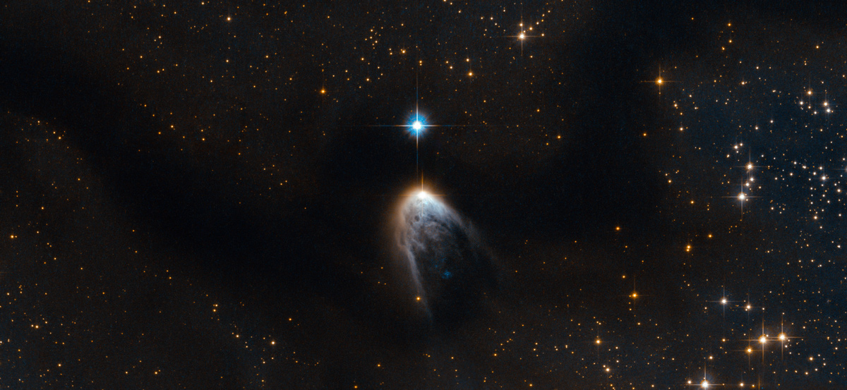 the birth of a star hubble Picture of the Day: The Birth of a Star